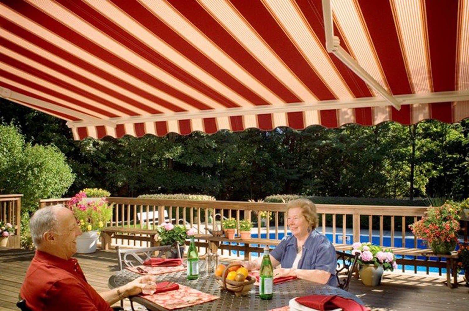 Sunsetter Awnings | Columbus Retractable Awnings | Shade