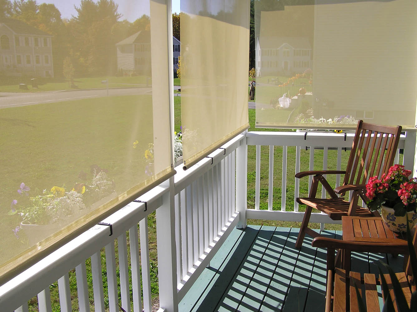 Sunsetter Easy Shade Gallery Photos