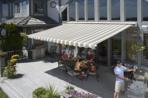 Sunsetter Lateral Awnings