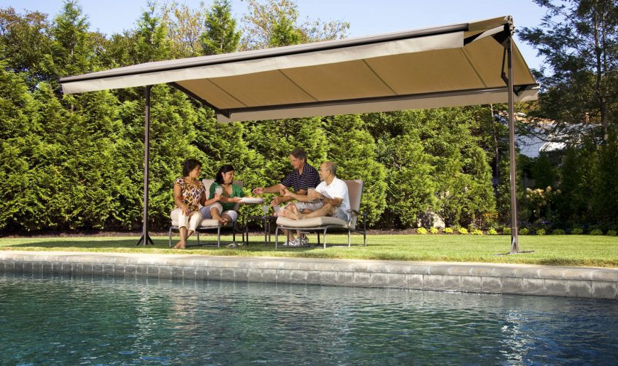 Freestanding Awnings Awning Varieties
