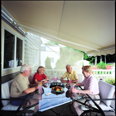 Sunsetter Awning Accessories Gallery Photos