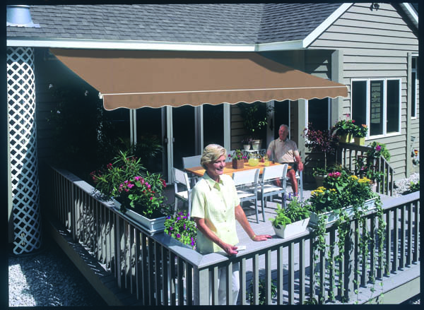 Sunsetter Lateral Awning Gallery Images